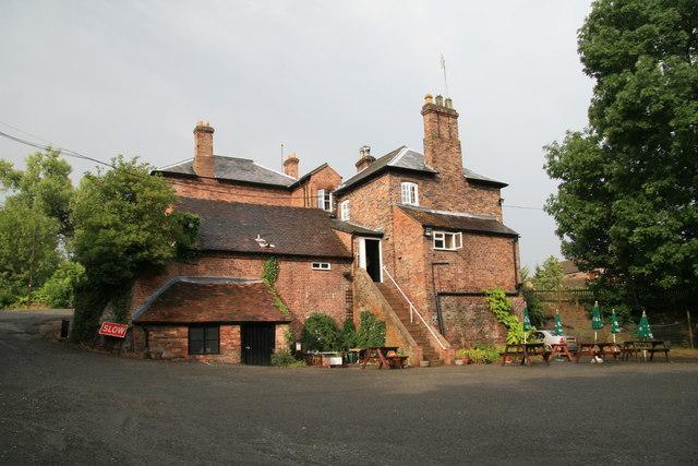 Kynnersley Arms, Leighton
