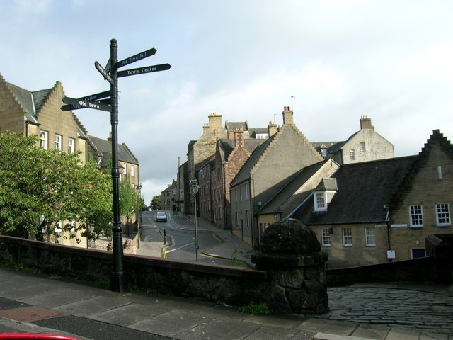 Old Town, Stirling