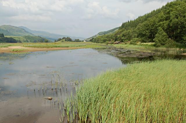 Loch Dochart