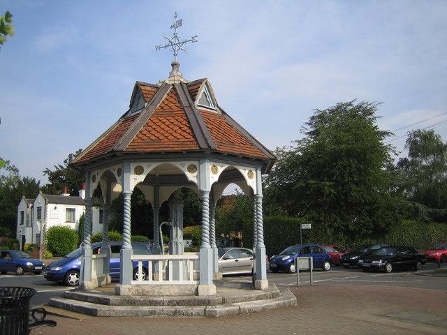 Ickenham Village Pump