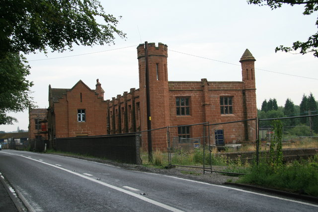 Pendlestone Mills