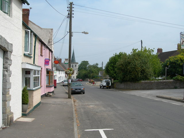 High Street, Stogursey (1)