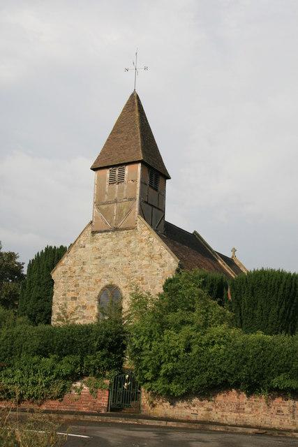 Buildwas Church