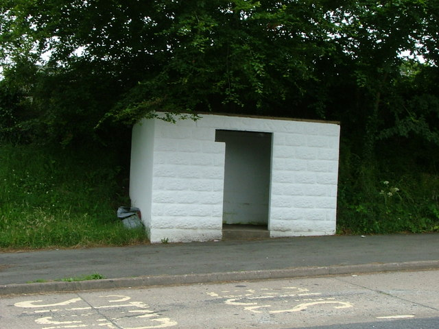 Fairy Cross Bus Shelter