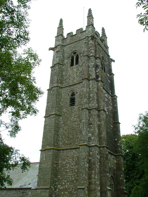 Alwington Church Tower