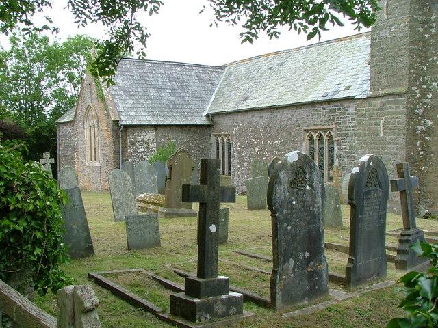 Alwington St Andrew's Churchyard