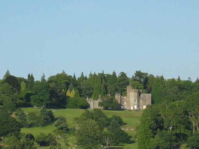 Balloch Castle.