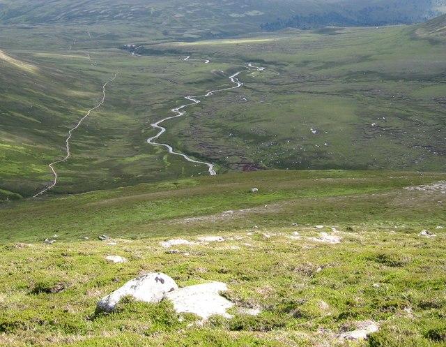 Upper Glen Quoich
