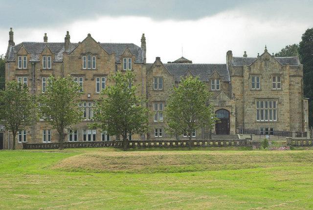 Glaisnock House, Cumnock