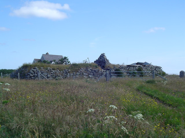 Ruined Blackhouse