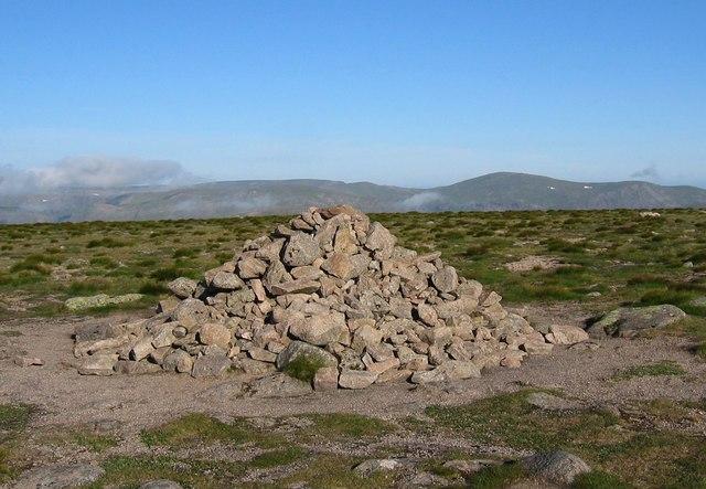 Beinn a' Bhuird, North Top