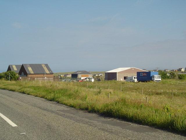 Barvas Industrial Estate