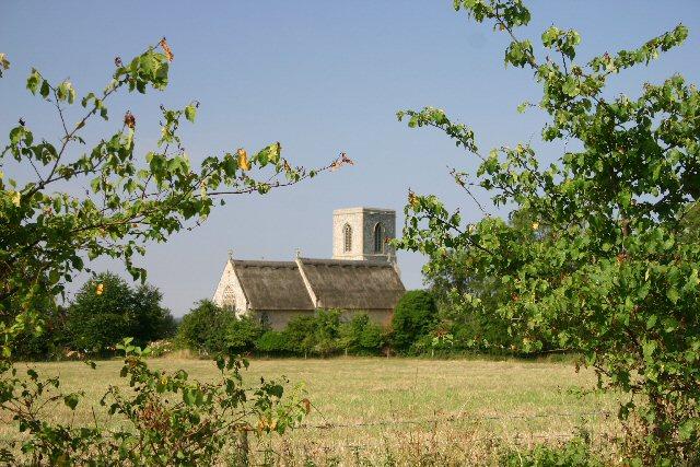 All Saints Church, Icklingham