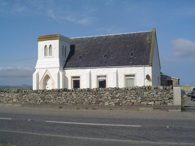 Converted Church, Upper Barvas