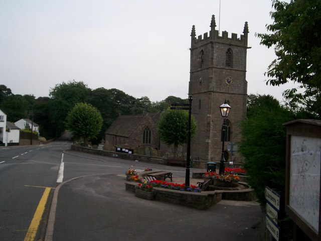 St Cadoc's Church, Raglan