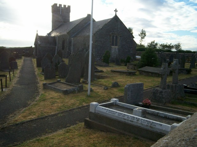 Church at Pennard