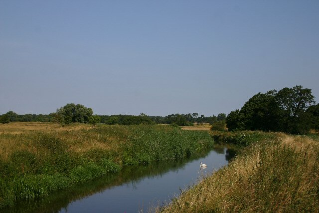 River Lark west of Icklingham