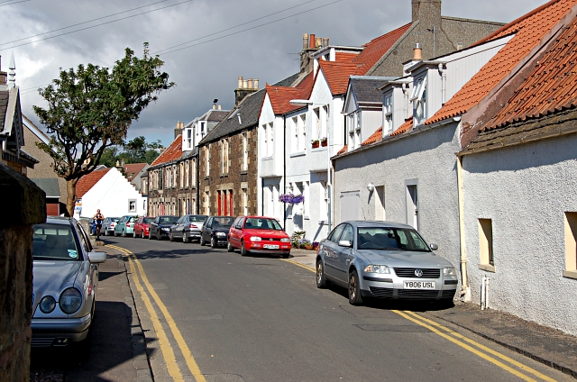 Main Street, Lower Largo