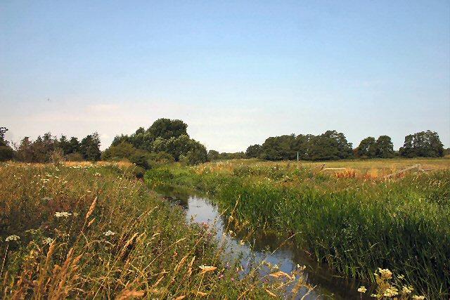 River Lark west of Icklingham