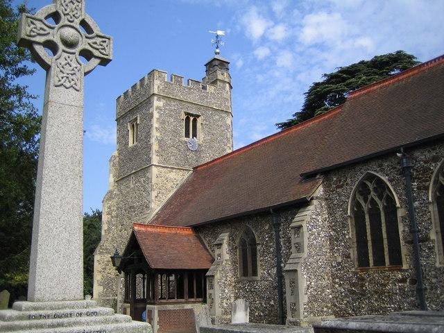 Harlington: The Church of St Peter & St Paul