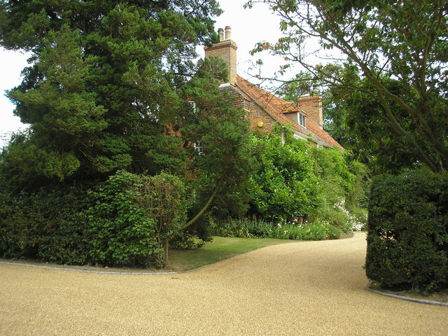 Broxham Manor, Kent