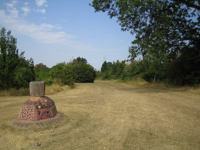 Hayes: Sam Philps Community Woodland & Recreation Ground