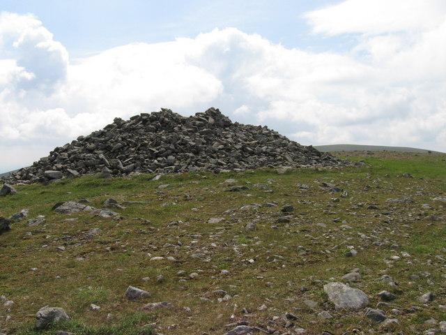 Cairn on Carlin's Cairn