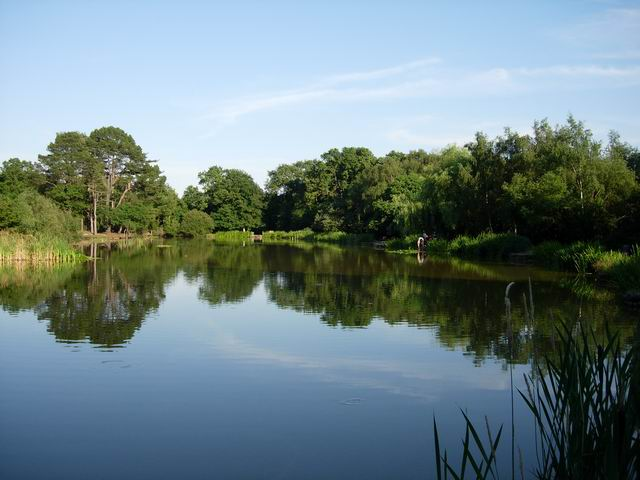 Ornamental Lake, Southampton Common