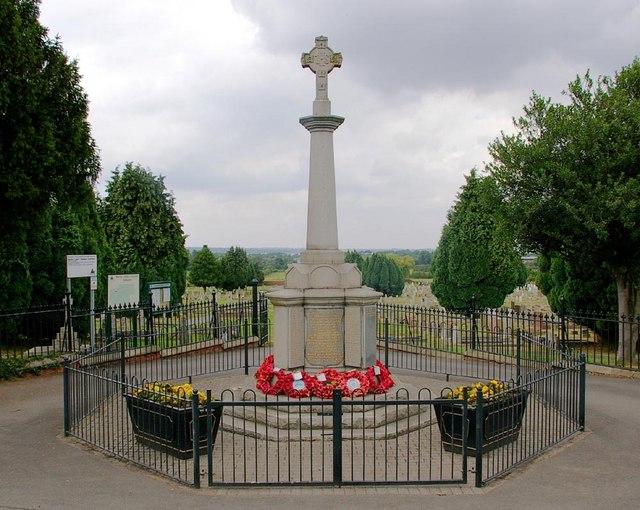 Barton-Upon-Humber War Memorial