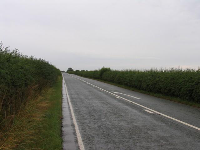 A6121 between South Luffenham and Morcott