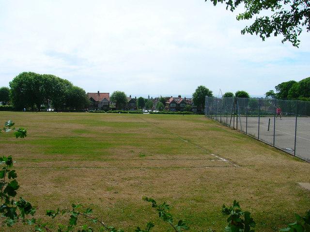 Bhasvic Playing Fields