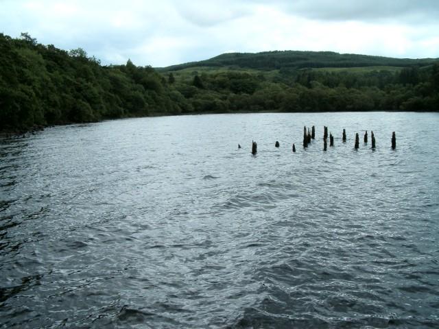 Bay on Loch Awe