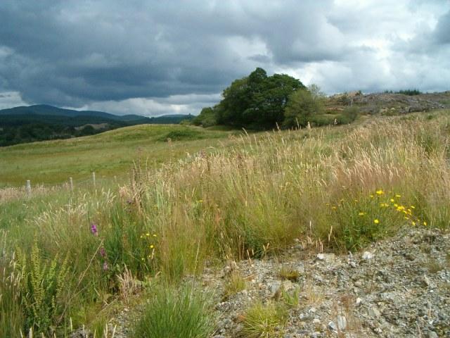 View near Achlian