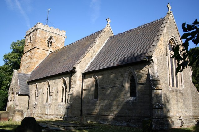 St.Giles' church, Langton-by-Wragby