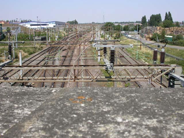 Railway Lines, Northampton