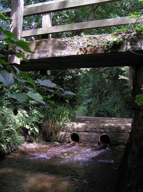 Ford and footbridge - Rosedale