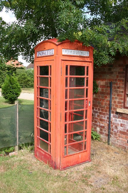 Sotby phone box