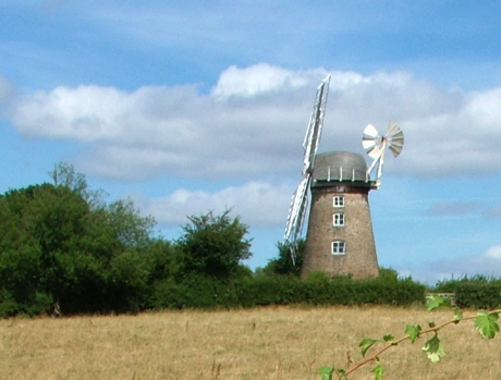 Windmill at Asterley