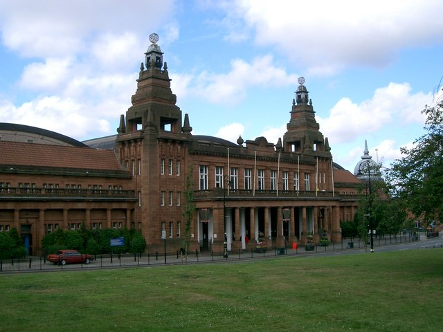 The Kelvin Hall