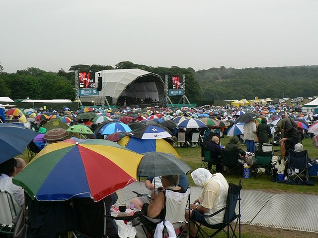 Opera in The Park, Temple Newsam, Leeds