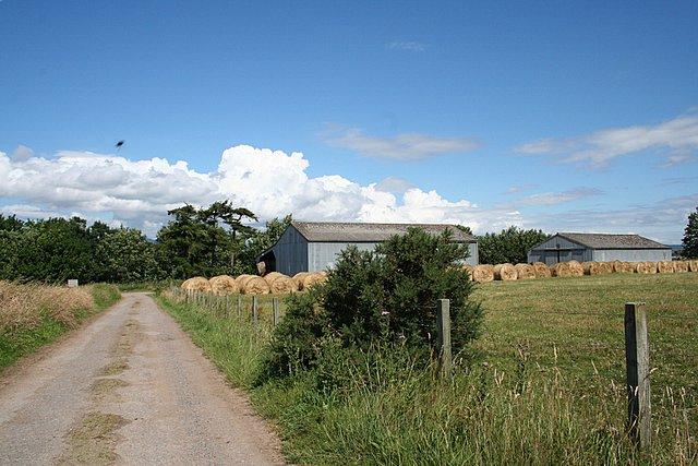 Easter Cullicudden Farm
