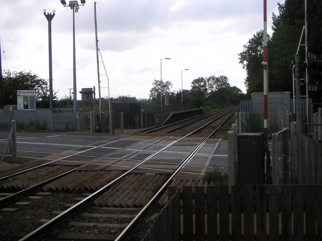 Bow Brickhill Railway Station
