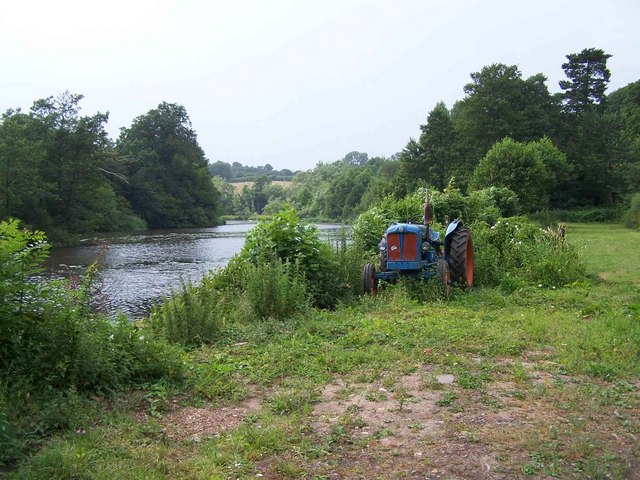 Mill Pond, Offleybrook