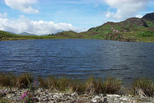 Small lake near Moel Siabod