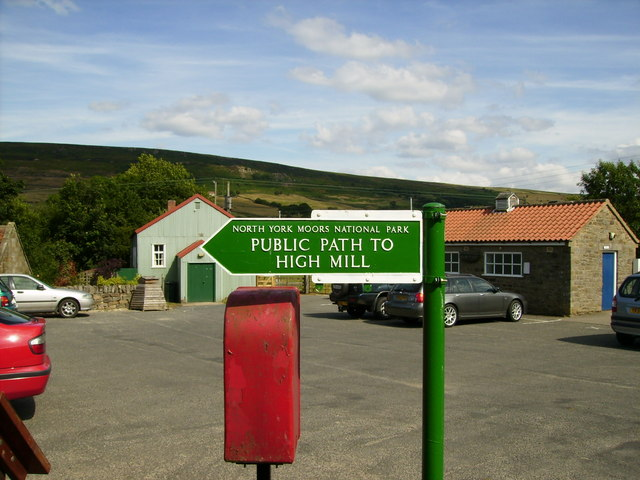 Farndale Band Room, Car Park and Toilets