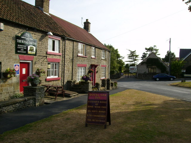 Royal Oak Inn at Gillamoor