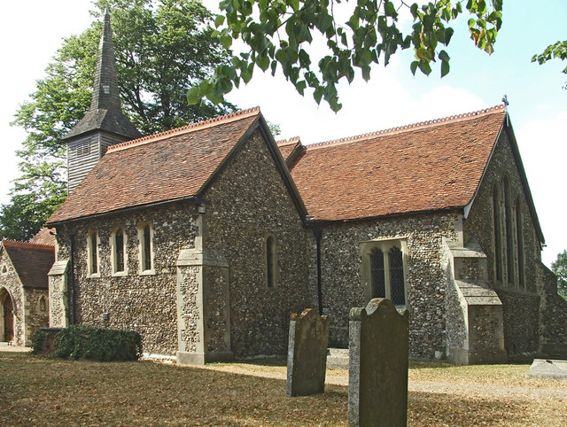 St Mary's Church, Stapleford Tawney, Essex
