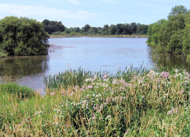 Appleton reservoir