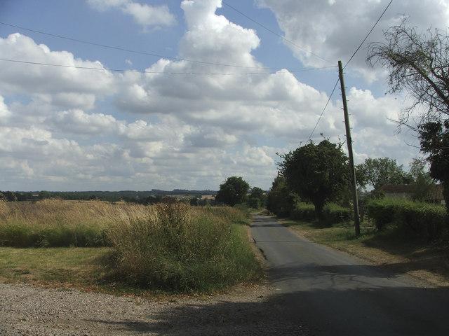 Tawney Lane, Stapleford Tawney, Essex