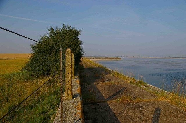 Abberton Reservoir View